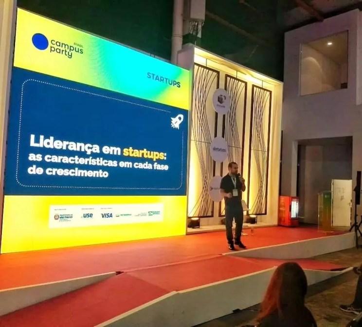 Liderança em Startups: as características de cada fase de crescimento ( Penser na #CPBR12 )