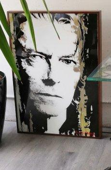 enceinte acoustique David Bowie