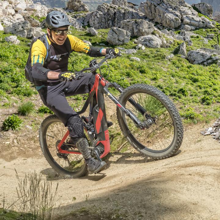 E-Mountainbike Trails