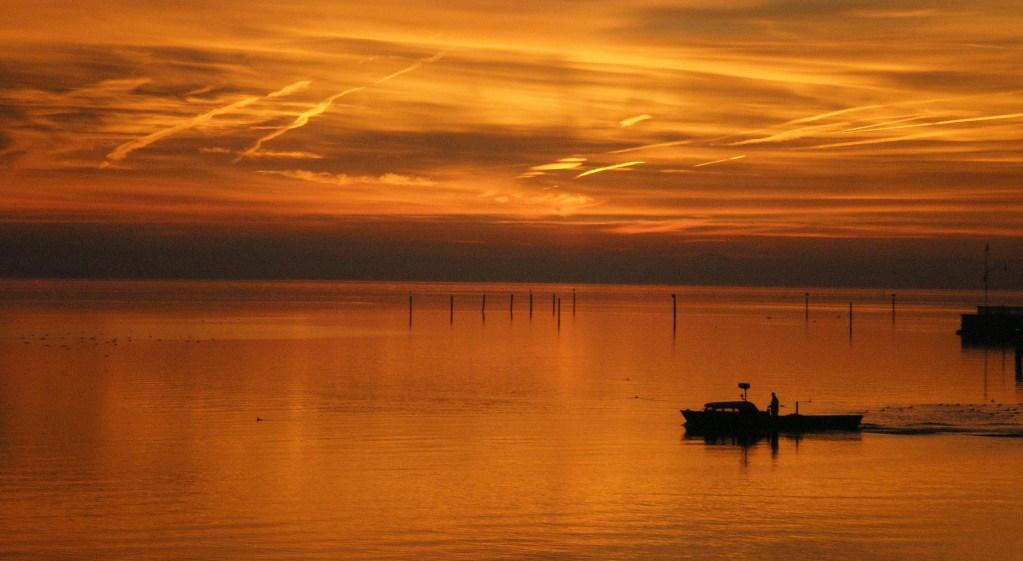 See Sonnenuntergang