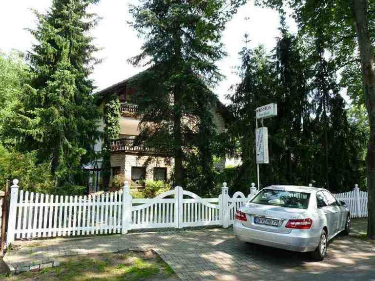 Pension Monteurzimmer Unterkunft Schildow