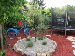 Pension Biba Park and Playground