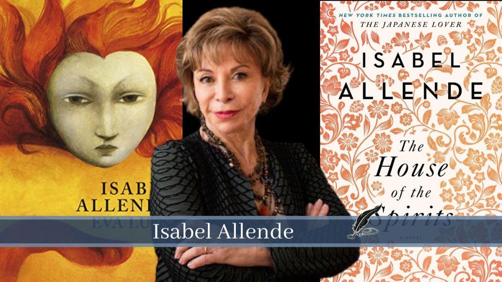 Isabel Allende Books