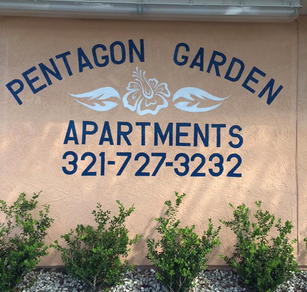 Pentagon Apartments, Melbourne, FL