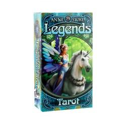 Карты Таро Fournier Anne Stokes Legends Tarot