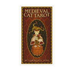 Medieval Cat Tarot | Средневековое таро Кошек