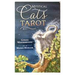 Mystical Cats Tarot | Таро Мистических Кошек