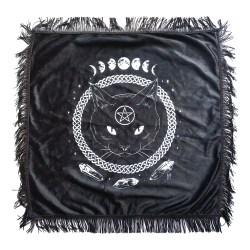 tablecloth-cat-pentagram