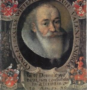 Johann V A