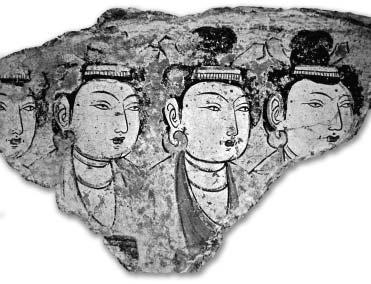 Manichese broeders; China, ca10e eeuwna Chr.