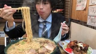 しのけん 大食い