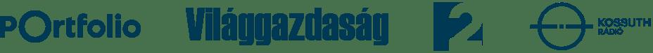 Website Media logos