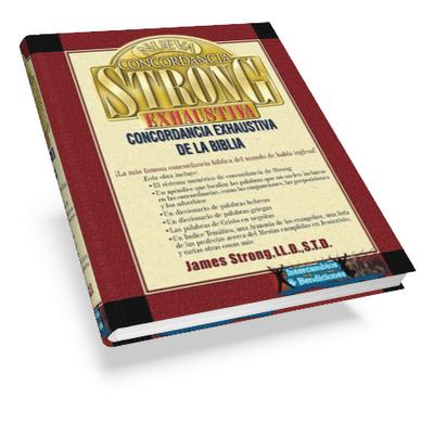Nueva Concordancia Strongbook