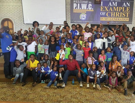 2018 CAMP MEETING - Children's ministry