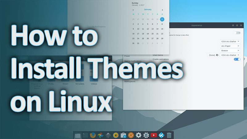 How to Install Themes on Linux - Kali Linux – PentestTools