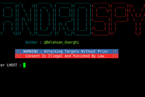 Androspy - Backdoor Crypter & Creator With Automatic IP Poisener