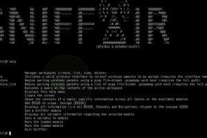 SniffAir - A Framework For Wireless Pentesting