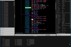Radare2 - Unix-Like Reverse Engineering Framework And Commandline Tools Security