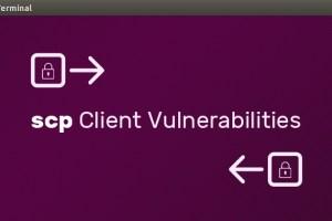 scp protocol vulnerabilities