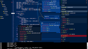 GDBFrontend - An Easy, Flexible And Extensionable GUI Debugger