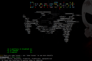 DroneSploit - Drone Pentesting Framework Console