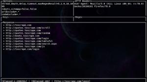 Evine - Interactive CLI Web Crawler
