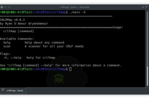 CRLFMap -  A Tool To Find HTTP Splitting Vulnerabilities