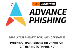 AdvPhishing - This Is Advance Phishing Tool! OTP PHISHING