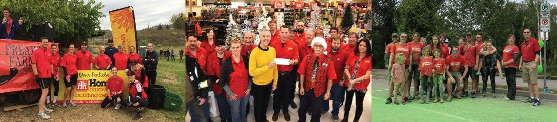 Penticton Home Hardware is a proud community sponsor.