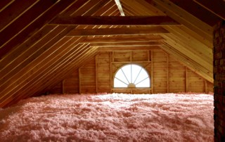 Proper home insulation in Penticton.