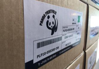 Panda Printfolie PLP10-Wax