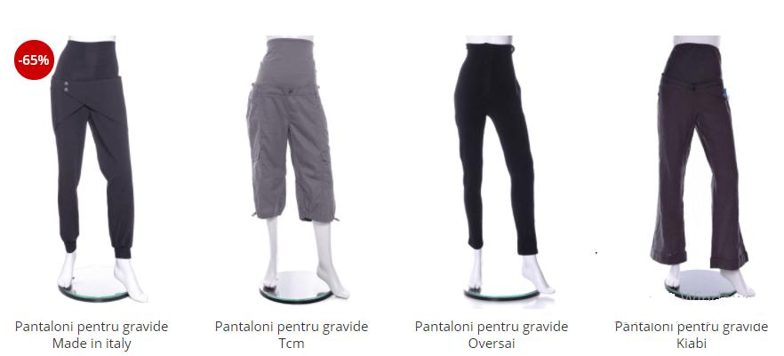 pantaloni de gravide everni