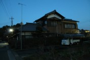 上総亀山 somebody's house