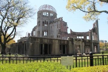 広島平和記念公園 原爆ドーム 7