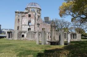 広島平和記念公園 原爆ドーム 24