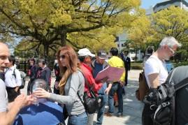 広島平和記念公園 原爆ドーム 29
