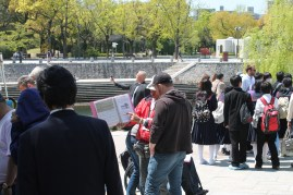 広島平和記念公園 原爆ドーム 30