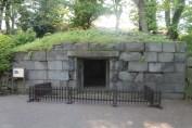A stone cellar
