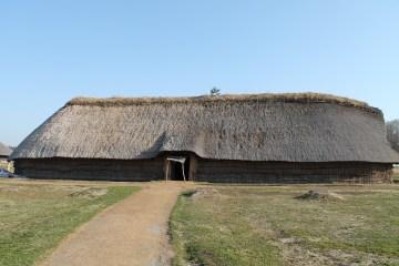 Large pit dwelling