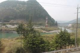 岐阜県 Train ride 1.10