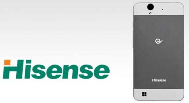 Hisense Gabung Klub Windows Phone dengan Mira 6