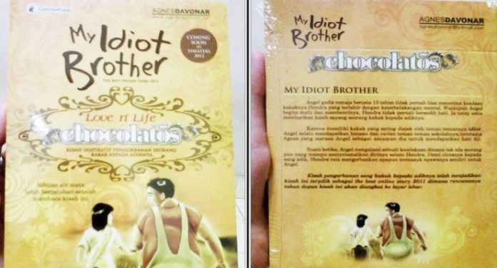Novel My Idiot Brother