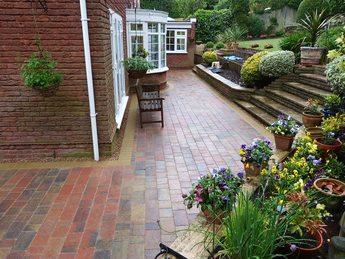 Garden Landscapers Solihull | Hard Landscaping Midlands on Landscaping And Patios  id=11955