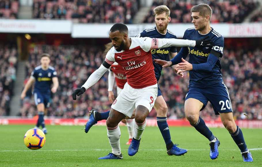 Pertandingan Arsenal vs Fulham Dengan Skor 4-1