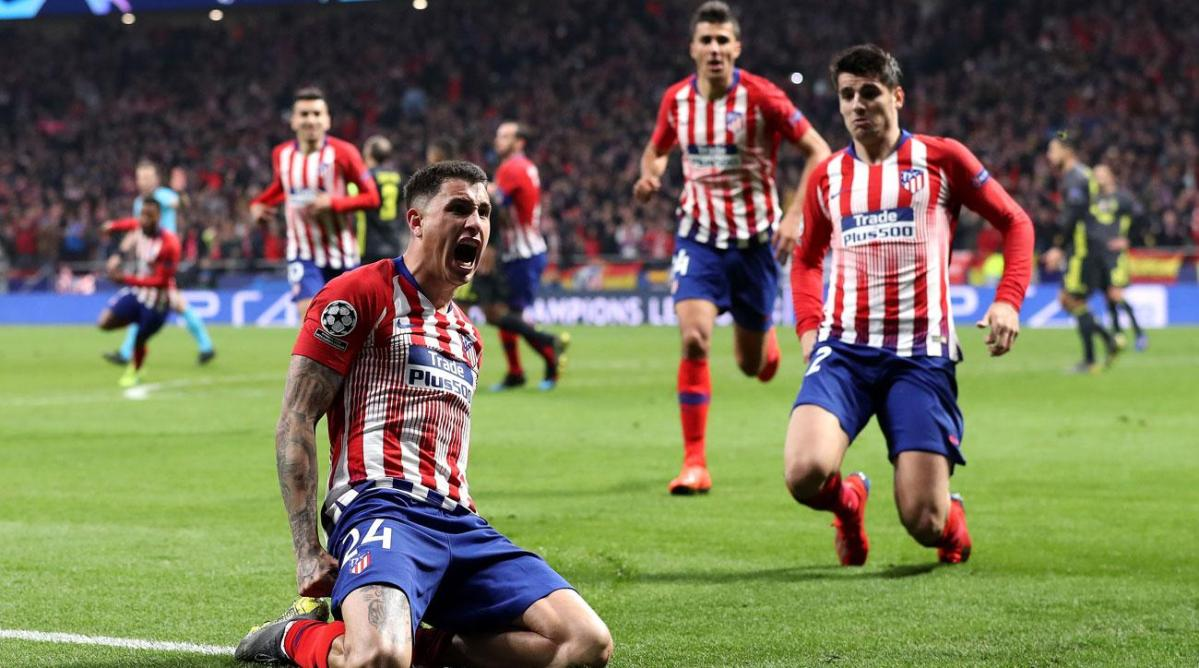 Hasil Pertandingan Atletico Madrid Vs Juventus Skor 2-0