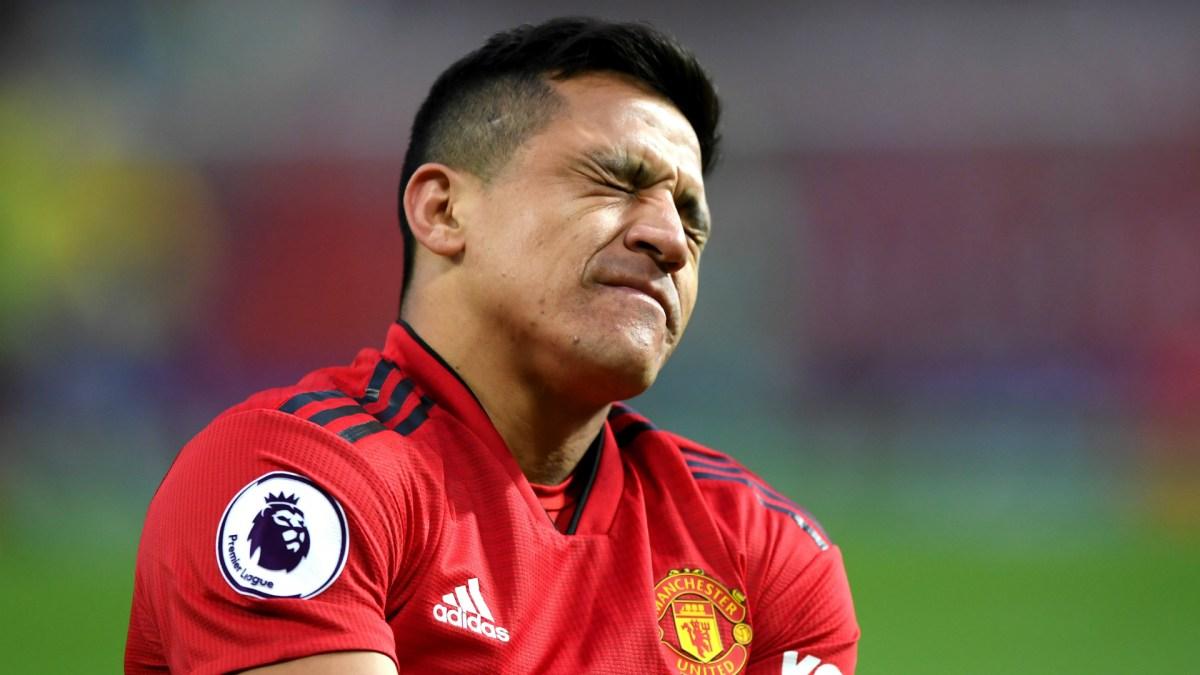 Solskjaer Akui Kesulitan Tanpa Sanchez Karena Cedera!