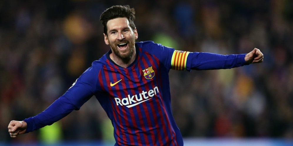 Valverde: Messi ini Selalu Akan Hadir Saat Dibutuhkan