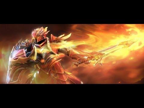Review Hero Dragon Knight Dalam Game Dota 2
