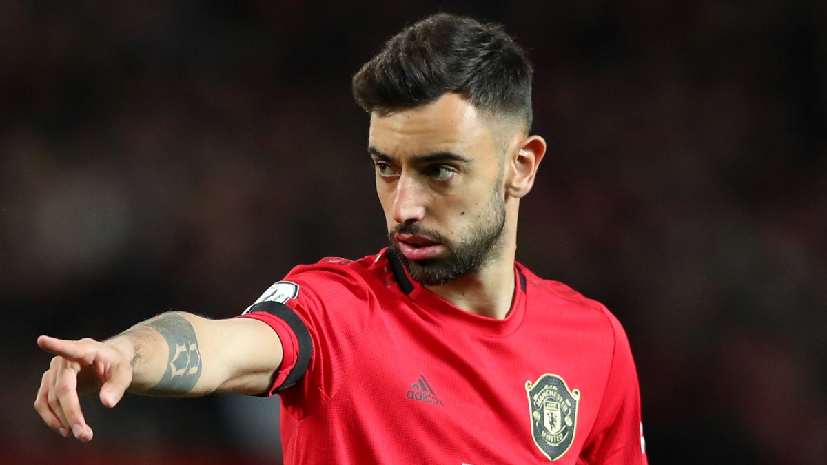 BRUNO FERNANDES BERIKAN TIPS MONCER DI UNITED