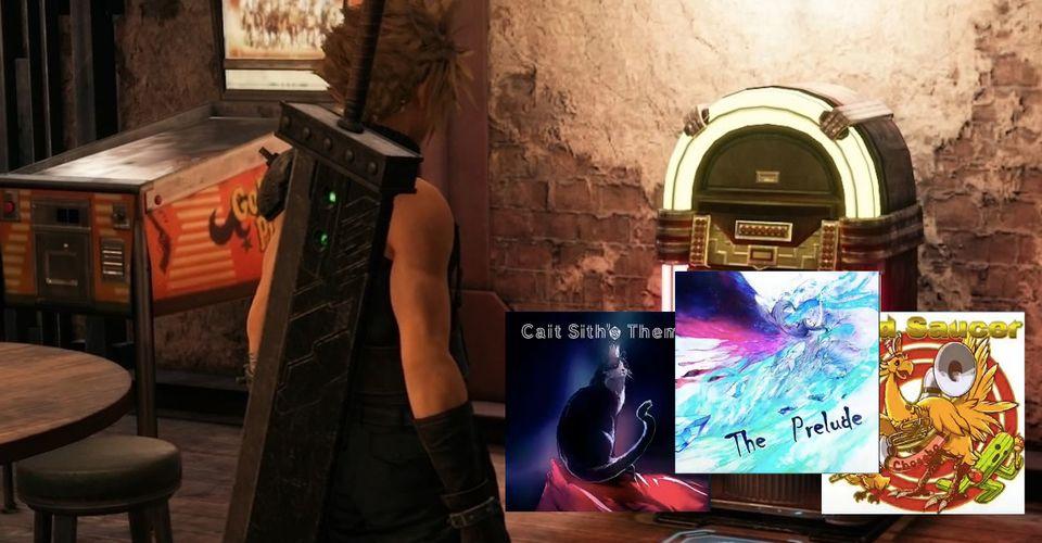 Semua Music Disc Untuk Disc Jockey Trophy Di Final Fantasy 7 Remake
